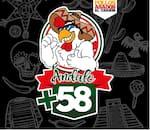 Logotipo Andale+58