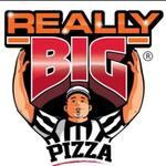 Logotipo Really Big Pizza