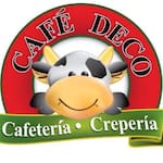 Logotipo CAFE DECO