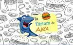 Logotipo La Tartara De Alex