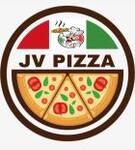 Logotipo Jv Pizza