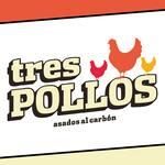 Logotipo Tres Pollos suc Mitras