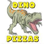 Logotipo Dino's Pizza