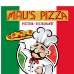 Logotipo Mau's Pizzas