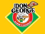Logotipo Pizzas Don George Insurgentes