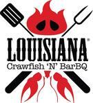 Logotipo Louisiana Crawfish N Barbq