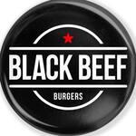 Logotipo Black Beef - Centro