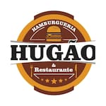 Logotipo Hugão Hamburgueria, Bar e Restaurante