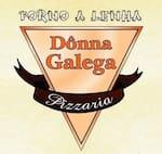 Logotipo Donna Galega Pizzaria