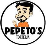 Logotipo Pepeto's Torteria