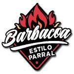 Logotipo Barbacoa Estilo Parral