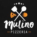 Logotipo Mulino Pizzeria