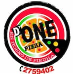 Logotipo D one Pizza