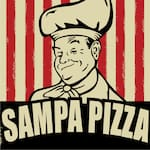 Logotipo Sampa Pizza Santo André