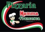 Logotipo Pizzaria Mamma Francesca