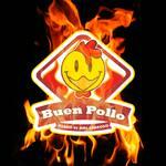 Logotipo Buen Pollo Cuitlahuac