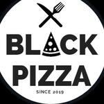 Logotipo Black Pizza