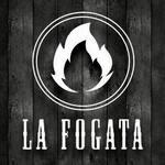Logotipo La Fogata Burger Santa Cecilia