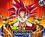 Logotipo Dragon Ball Burguers
