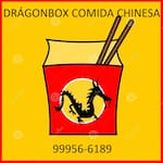 Logotipo Drágonbox Comida Chinesa