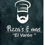 Logotipo Pizzas Y Mas El Varón