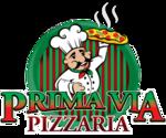 Logotipo Prima Via Pizzaria - Asa Norte
