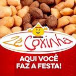 Logotipo Zé Coxinha - Itapoã