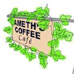 Logotipo Ameth's Coffe