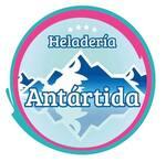 Logotipo Heladeria Antartida