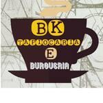 Logotipo Bk Tapiocaria e Hamburgueria