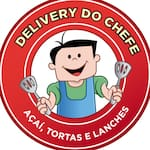 Logotipo Delivery do Chefe