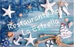 Logotipo Restaurante la Estrella