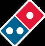 Logotipo Domino's Santa Amélia
