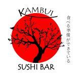 Logotipo Kambui Sushi Bar