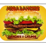 Logotipo Mega Lanches