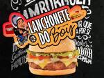 Logotipo Lanchonete do Boy