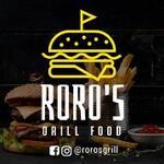 Logotipo Roro´s Grill Food
