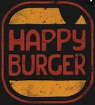 Logotipo Happy Burger