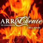 Logotipo Arrachente Cortes y Arrachera