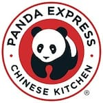 Logotipo Panda Express Arcos Bosques