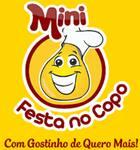 Logotipo Mini Festa no Copo