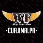 Logotipo Wings Factory Cuajimalpa