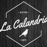 Logotipo La Calandria