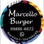 Logotipo Marcello Burguer