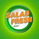 Logotipo Salad Fresh Avalonia