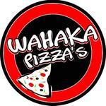 Logotipo Wahaka pizzas
