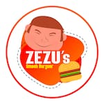 Logotipo Zezus Smash Burguer