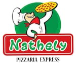 Logotipo Nathely Pizzaria Express