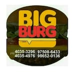 Logotipo Big Burger - Bragança