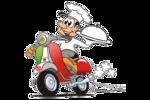 Logotipo Gourmet Mediterraneo